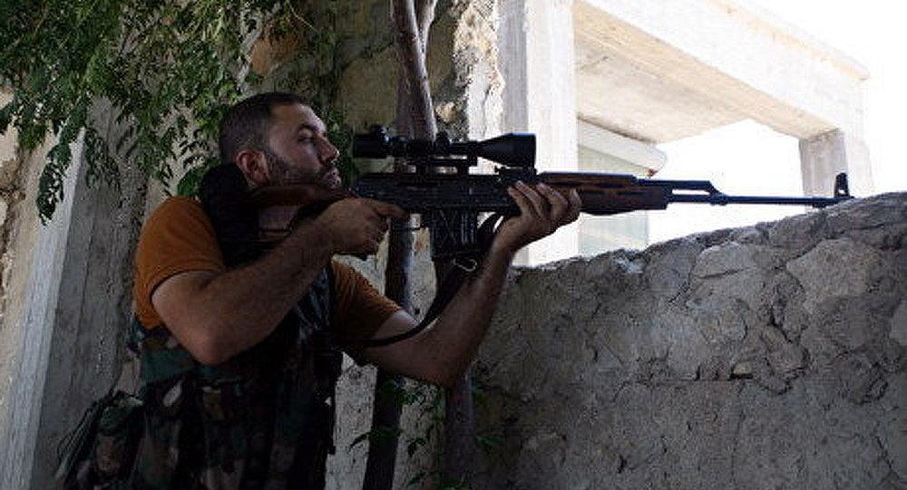L'opposition syrienne crée une « armée nationale »