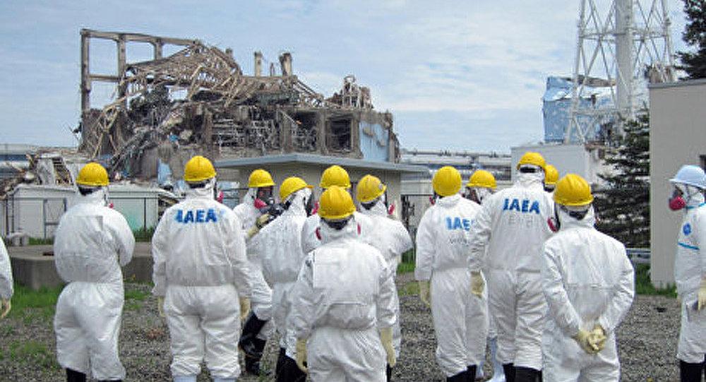 Incident à la centrale Fukushima 1