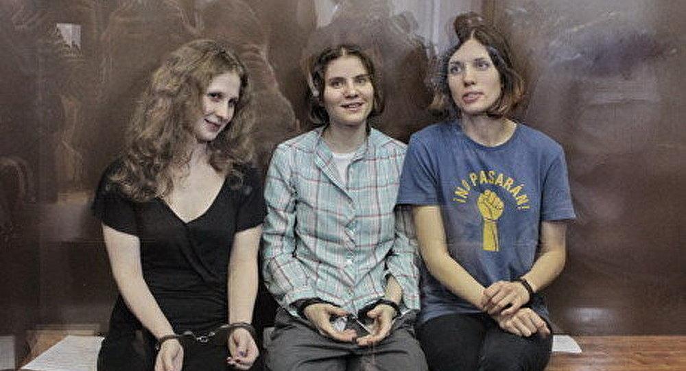 Pussy Riot devient une marque de commerce en Russie (journal)