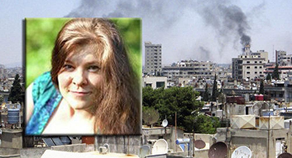 Aucune nouvelle de la journaliste ukrainienne enlevée en Syrie (diplomatie)