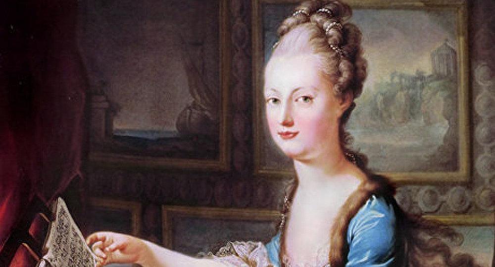Des affaires de Marie-Antoinette mises aux enchères