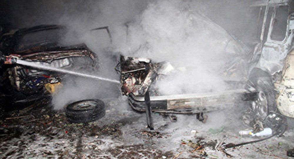 Kenya : 10 policiers blessés dans une explosion