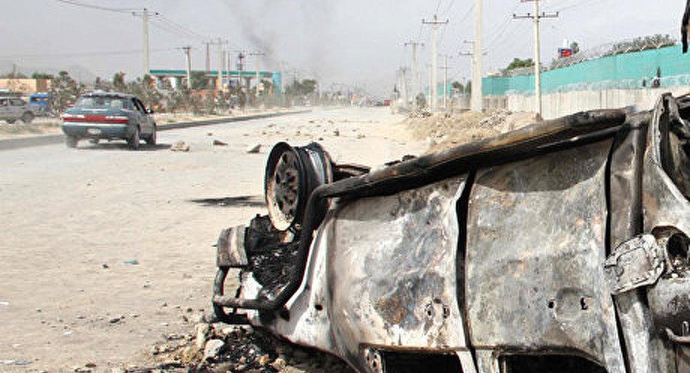 Les talibans ont attaqué une base militaire de l'OTAN en Afghanistan