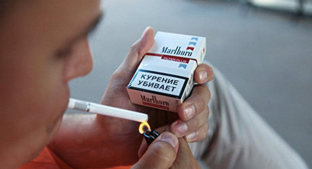 Durcissement de la lutte contre le tabagisme en Russie