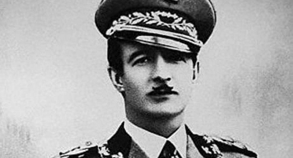 La France remet la dépouille du roi Zog 1er à l'Albanie