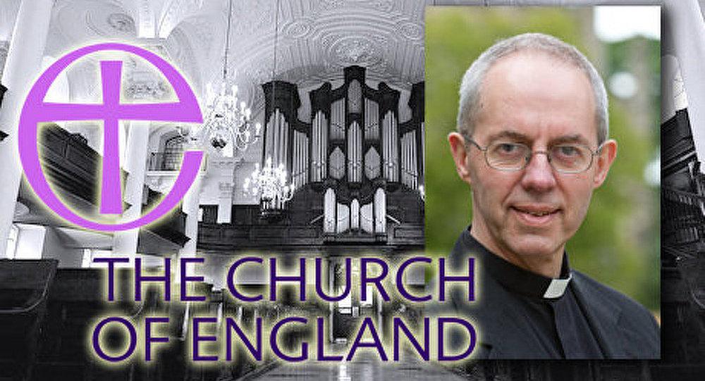 Un ancien manager pétrolier deviendra primat de l'Eglise d'Angleterre