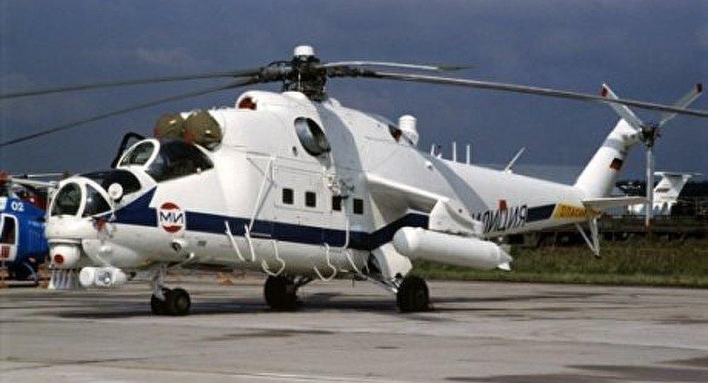 Que manque t il aux h licopt res russes sputnik france for Interieur helicoptere