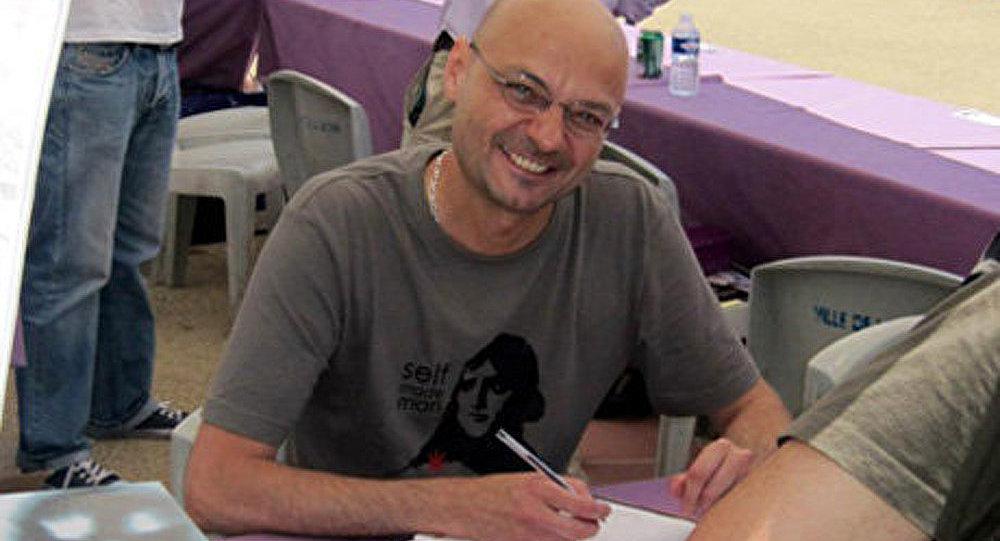 Bruno Falba, le talent au service du 9ème art