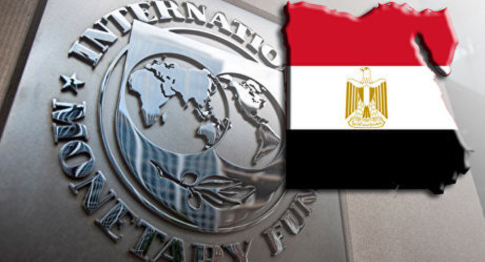 L'Egypte compte obtenir un prêt de plusieurs milliards de dollars