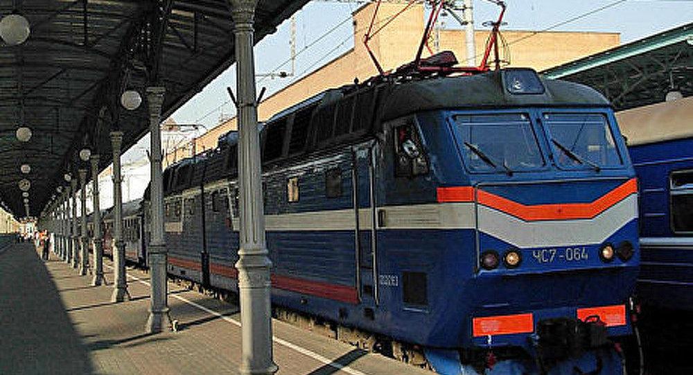 Un inconnu a parlé d'une bombe dans le train Moscou-Varsovie