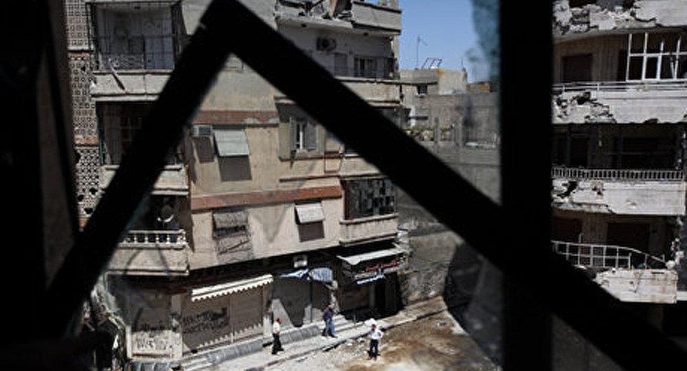 Syrie : des témoins parlent d'un massacre à Homs