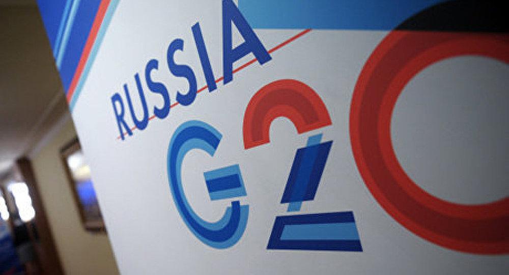 La Russie a fixé de nouveaux objectifs pour le G20