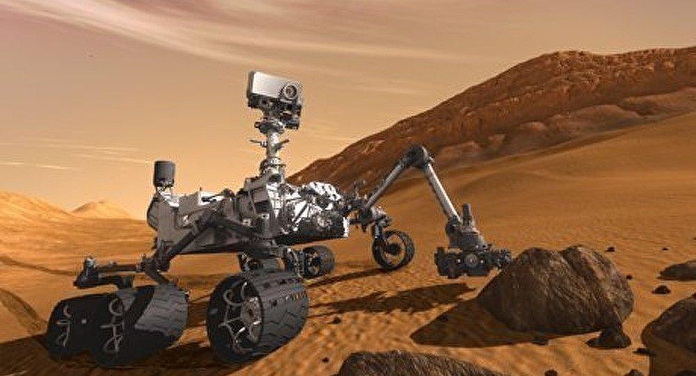 En 2013 Curiosity découvrira la vie sur Mars