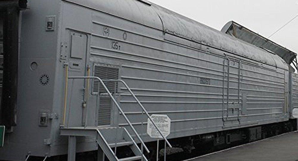 La course aux missiles sur rail