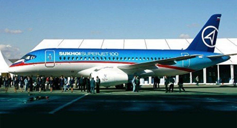 L'Indonésie s'apprête à exploiter 5 SSJ-100 russes