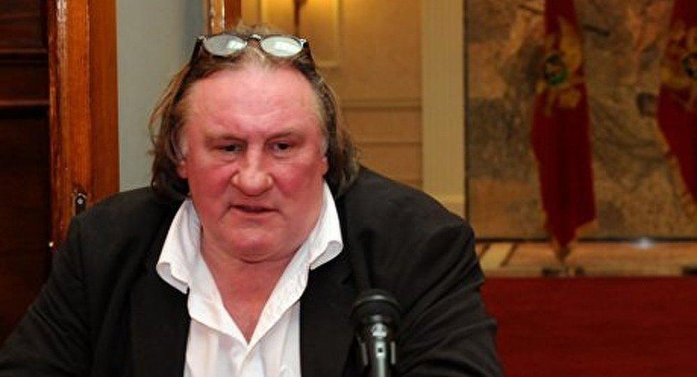 Depardieu nommé ambassadeur de la culture du Monténégro