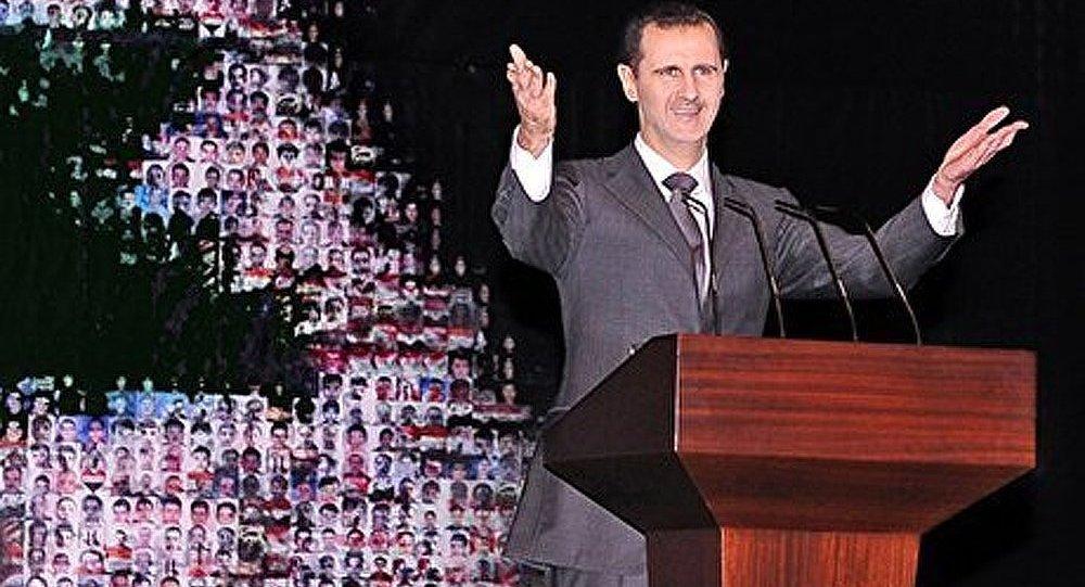L'Iran soutient le plan de Bachar al-Assad