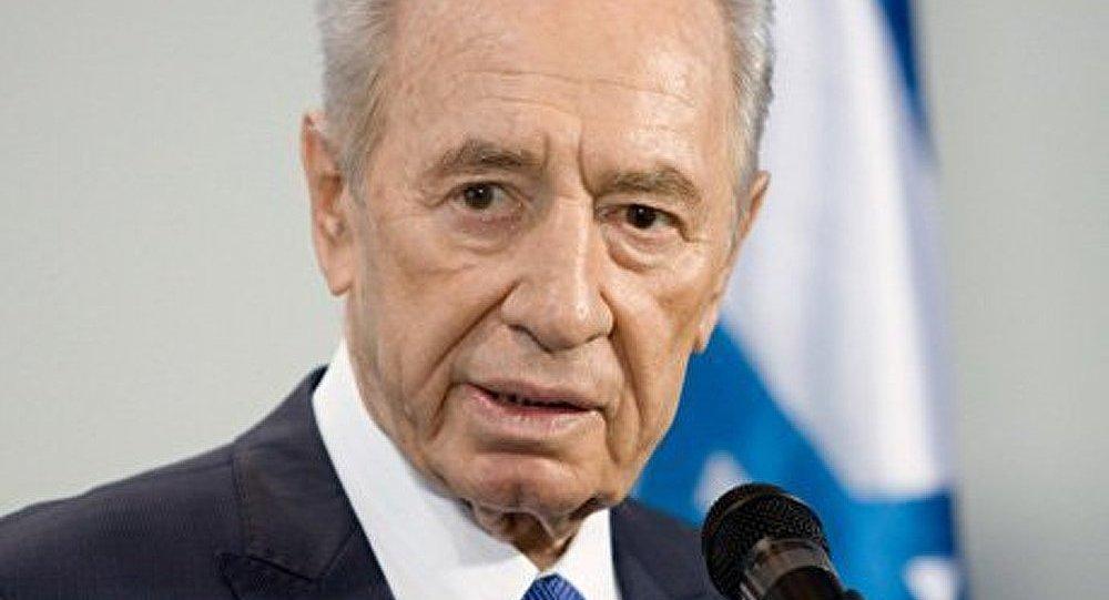 Shimon Peres : « Sans le soutien des États-Unis Israël est menacé de mort »