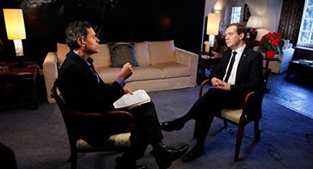 Medvedev : Assad a moins de chance de rester au pouvoir