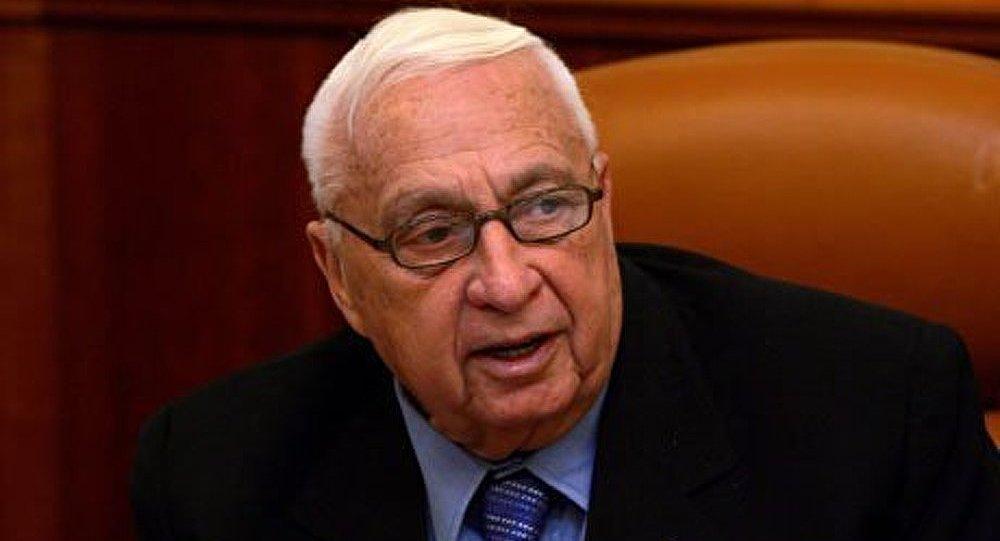 Changements positifs dans l'activité du cerveau d'Ariel Sharon