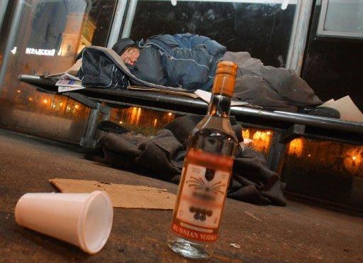 Rappelons qu'une consommation régulière de vodka peut provoquer des maladies des organes vitaux.
