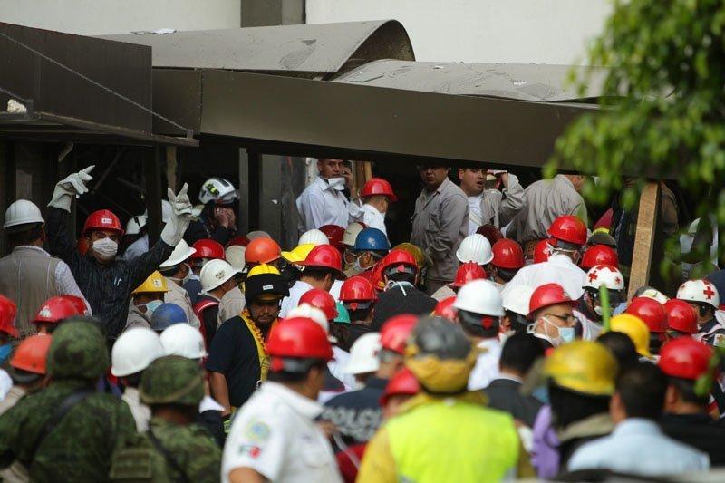 Explosion au siège d'une compagnie pétrolière à Mexico