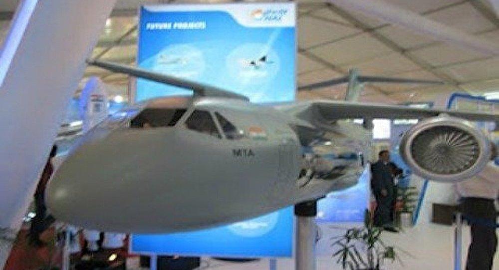 La Russie et l'Inde développent un avion d'un type nouveau
