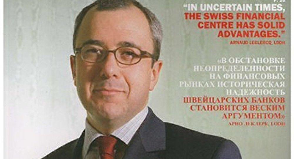 Il était une fois un banquier qui aimait la Russie