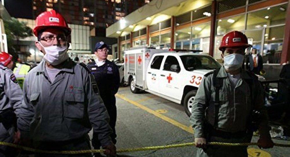Mexique : l'explosion a fait 33 morts