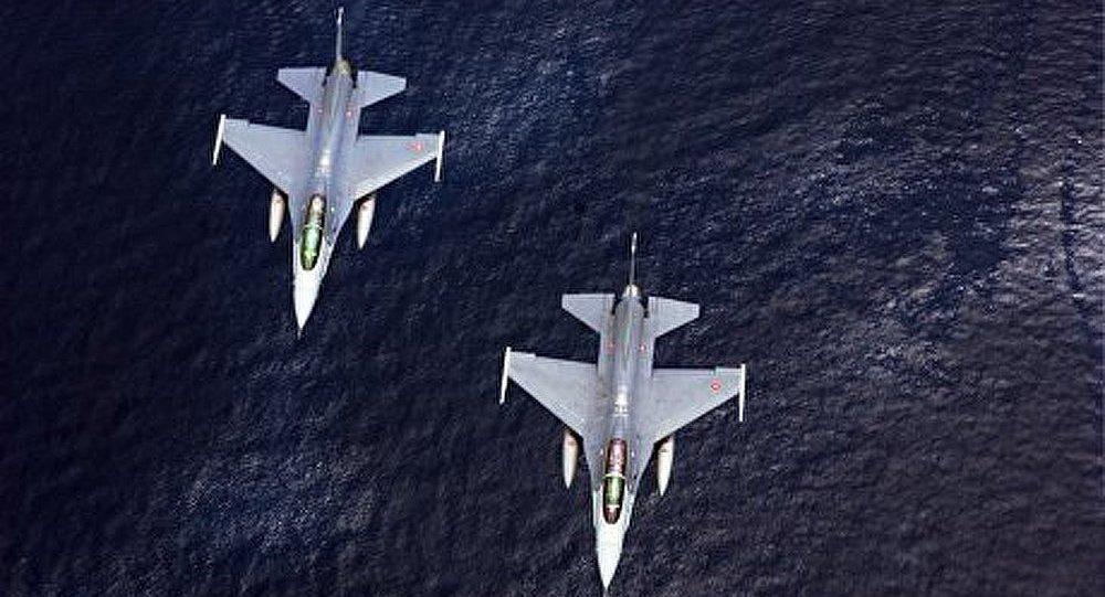 L'Egypte se dote de quatre nouveaux chasseurs F-16