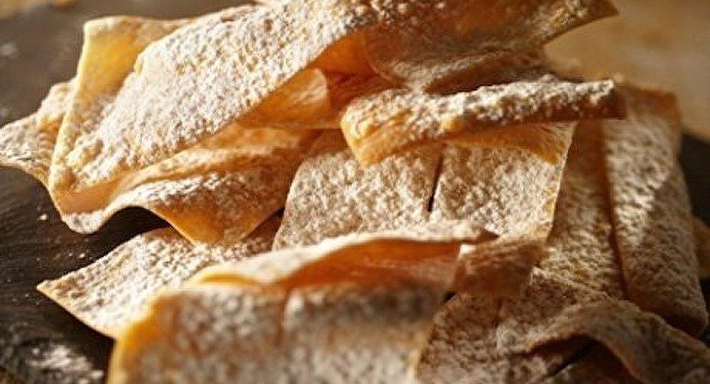 Les bugnes une sp cialit lyonnaise et bressane - Specialite lyonnaise cuisine ...