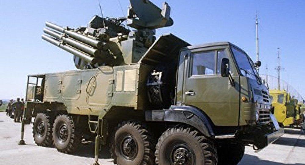 Le Brésil pourrait acheter à la Russie les systèmes de DCA Pantsir