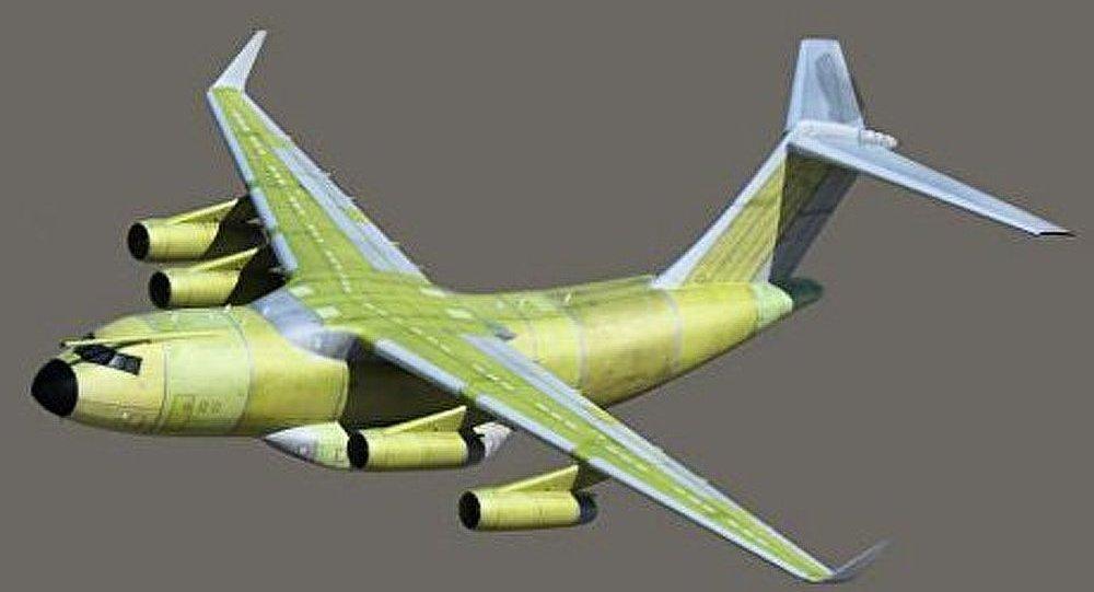 Y-20 : l'Iliouchine Il-76 chinois