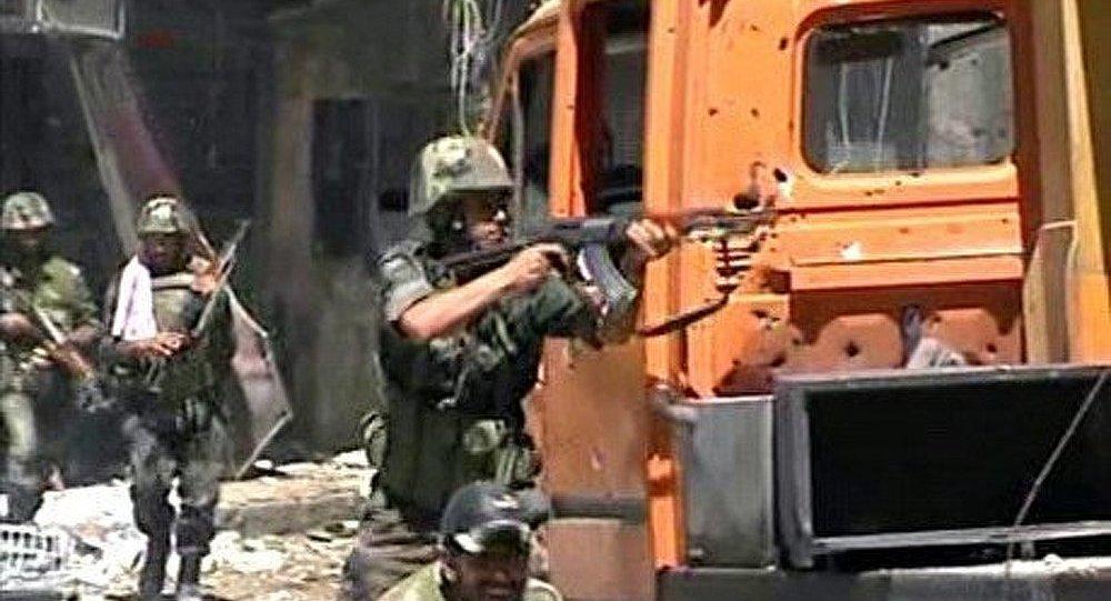 De violents combats se sont produits à Alep ce mardi