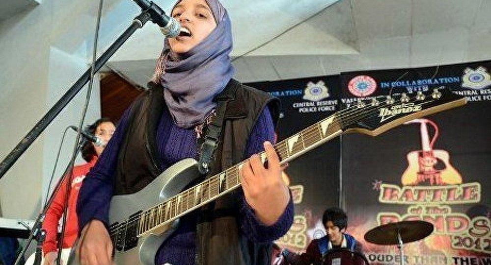 Cachemire : un groupe de rock féminin s'est dissout à cause des menaces des islamistes
