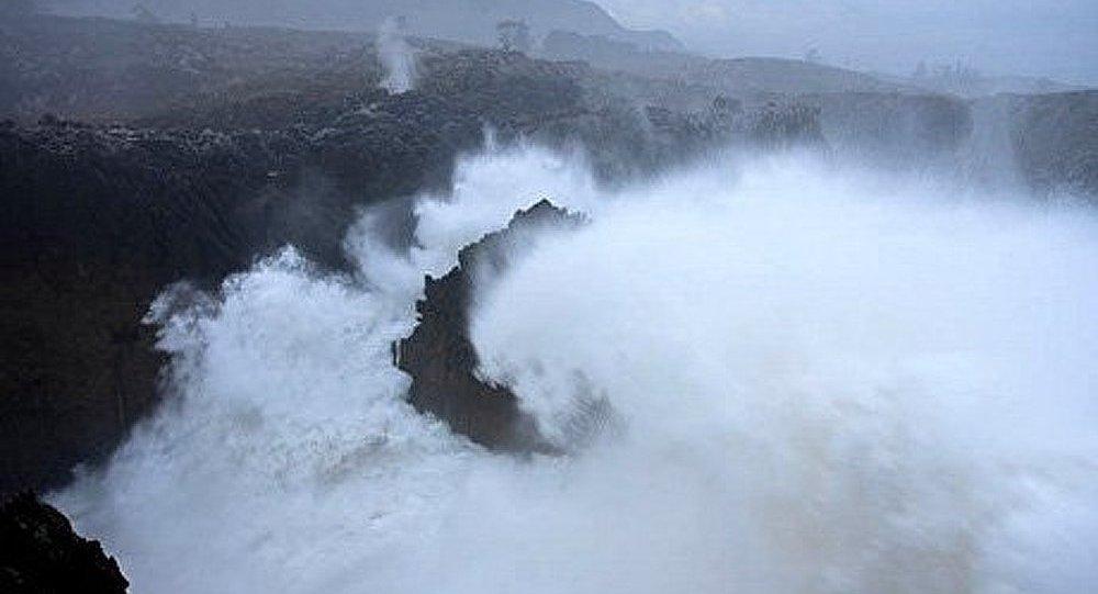 Un tsunami peut arriver sur les côtes du Japon