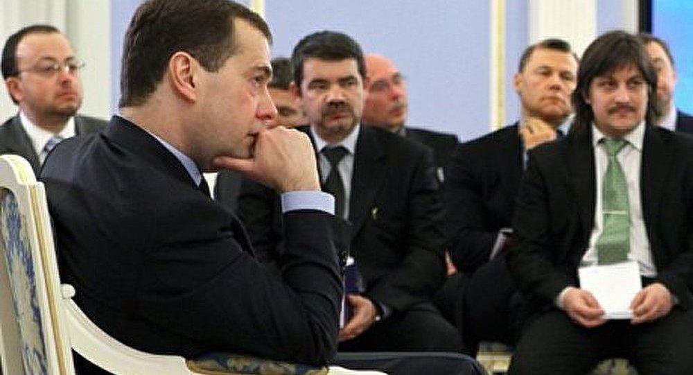 L'Etat russe ouvert ou le libre accès à l'information