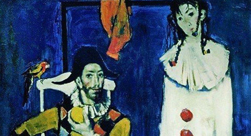 Iouri Kaliouta : un peintre en devenir