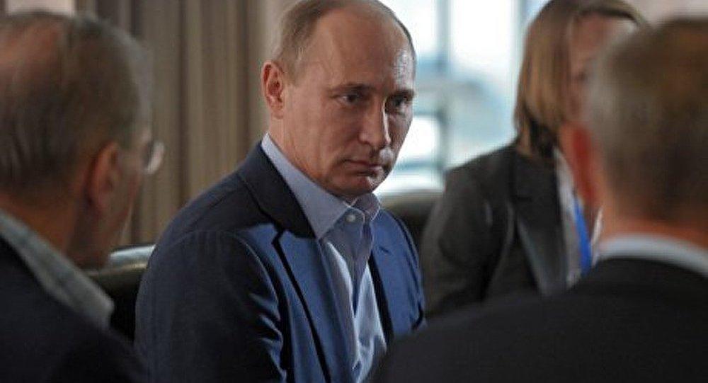 JO-2014 : Poutine invite ceux qui aiment le sport et le fair-play en Russie