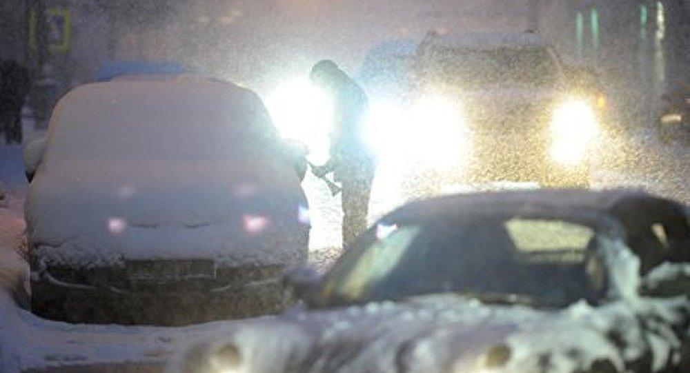 Etats-Unis : la plus violente tempête de neige depuis 1978