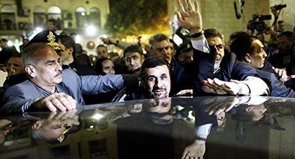 Egypte : deuxième tentative d'attaque contre Mahmoud Ahmadinejad