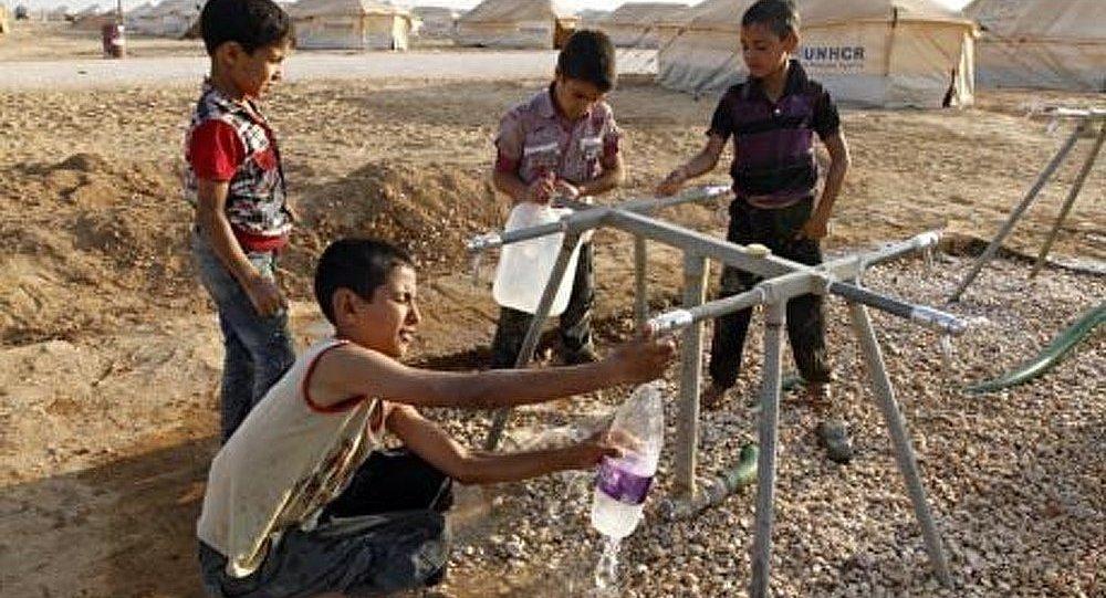 La Syrie souffre du manque d'eau