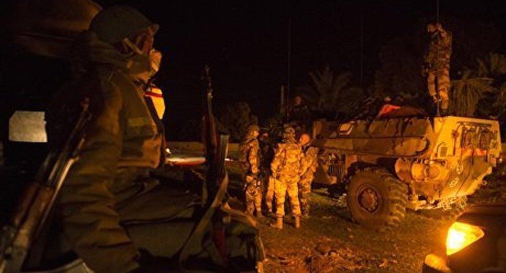 Des militaires d'autres pays arrivent au Mali