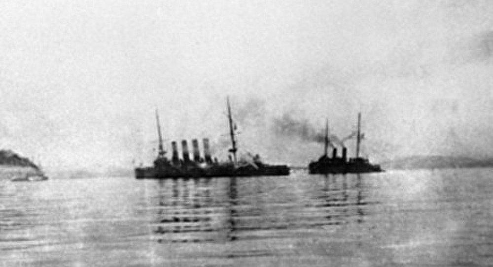 La Russie commémore les héros de la guerre russo-japonaise