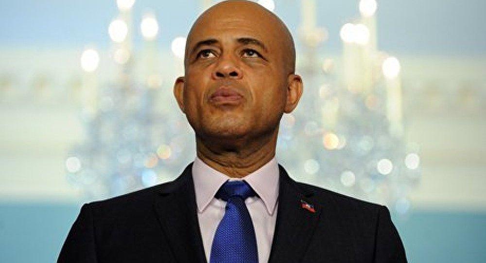Le carnaval n'est pas le temps pour des manifestations (le président d'Haïti)