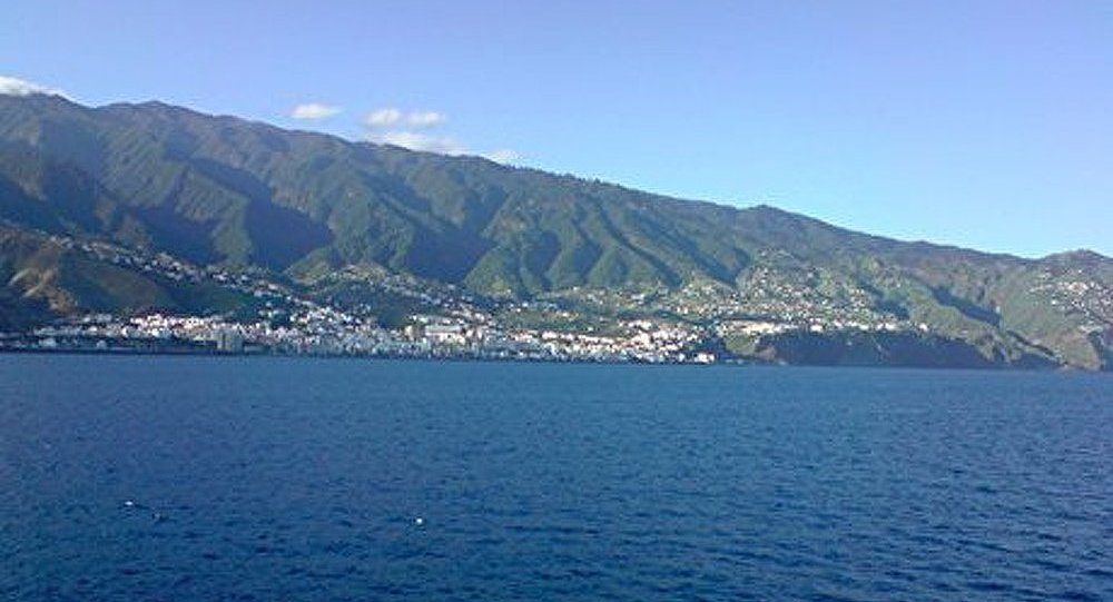 Un accident sur un bateau de croisière aux îles Canaries