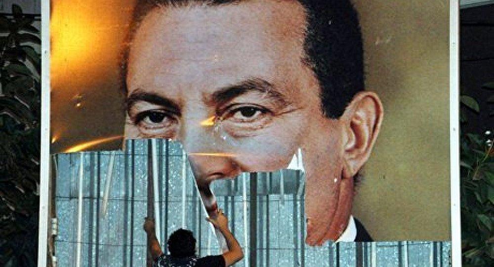 Hosni Moubarak, le dernier pharaon d'Egypte
