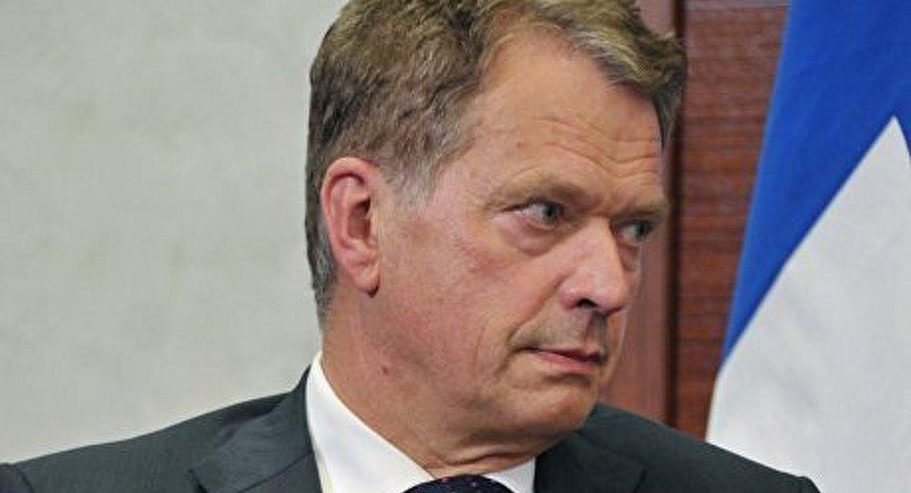Le président de Finlande entame sa visite de trois jours à Moscou