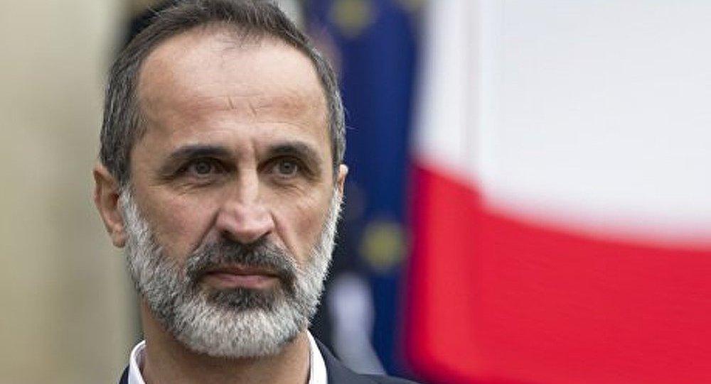 Le chef de l'opposition syrienne est prêt au dialogue avec al-Assad