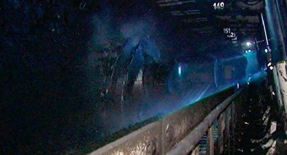 Explosion dans une mine de charbon en Russie